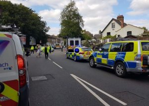 Woman and boy killed in horror crash when car chased by police hit family in Penge