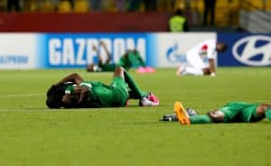 Crisis in Nigeria as 26 Under-17 players fail age test