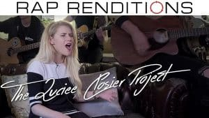 """""""Antidote"""" Travis Scott Acoustic Cover by Luciee Closier (Rap Renditions #18)"""