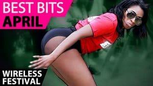 April Twerking Highlights from Wireless Festival