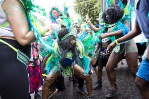 Four Men Stabbed At Notting Hill Carnival, One Left ******** For His Life