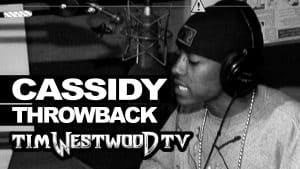 Cassidy freestyle 2004 snaps on this! FULL LENGTH – Westwood Throwback