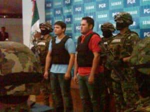 BREAKING NEWS: Rival Drug Cartel Kidnap El Chapo's Son at Gun Point