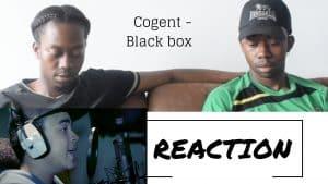 COGENT BLACK BOX (THIS ONE WAS SICK)