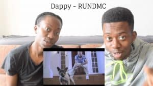 DAPPY RUNDMC (THIS ONE WAS DIFFERENT)