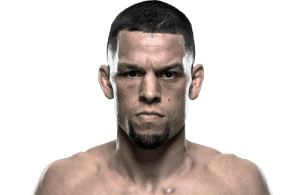 Nate Diaz confronts trash talking Conor McGregor fans