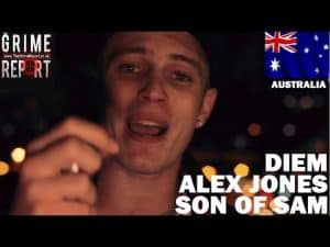 Diem, Alex Jones, SonOfSam – Australian Grime Freestyle | Grime Report Tv