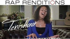 """French Montana ft Kanye West & Nas """"Figure It Out"""" Cover by Tenisha(Rap Renditions #20)"""