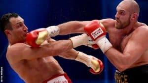 Wladimir Klitschko taking Tyson Fury to court over Championship Rematch