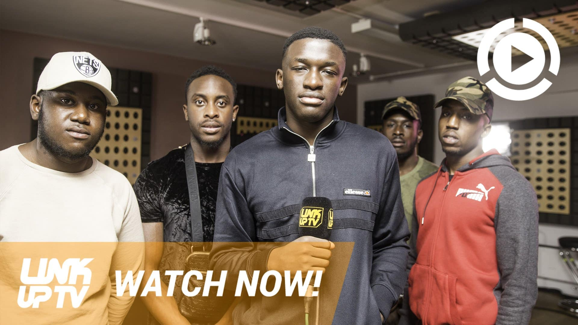 Hardy Caprio – Dumb And Dumber #MicCheck | @HardyCaprio | Link Up TV