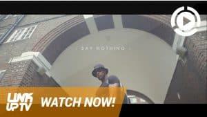 Jordan London – Say nothing [Music Video] @JLJordanlondon | Link Up TV
