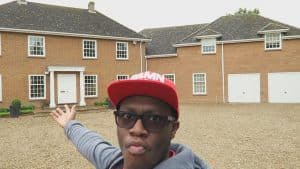 MY NEW HOUSE!!!
