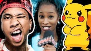 Pokemon or Rapper Street Quiz?
