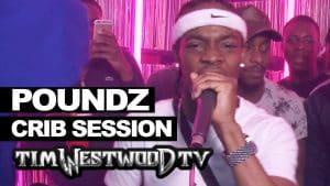 Poundz Crib Session ft Berna, Siru & Teks – Westwood
