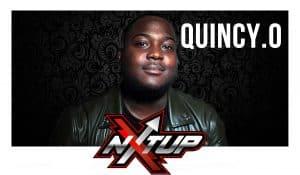 Quincy.O #NXTUP [S.1 EP.9]   SP Studios #RAP