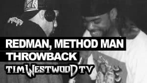 Redman, Method Man freestyle 1995 never heard before throwback – Westwood