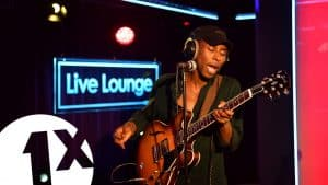 Sam Henshaw performs 'Our Love' in the 1Xtra Live Lounge