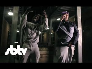 Scumfam x SasKilla | These Streets [Music Video]: SBTV