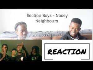 Section Boyz – Nosey Neighbours BANGER!!