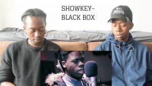 SHOWKEY BLACK BOX (RIP VERY TALENTED)