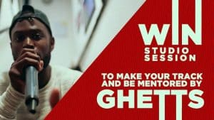 The Ghetts Down – Win a chance to be mentored by Ghetts & record your own track