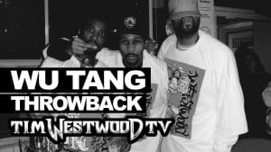 Wu Tang freestyle 1997 FULL LENGTH first time ever released – Westwood Throwback