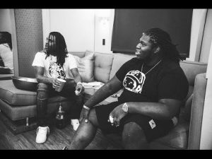 Young Chop Announces that He has a Album with Chief Keef on the Way.