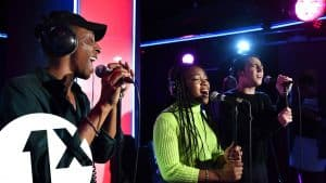 Zak Abel, Sam Henshaw & Ray BLK cover Mario's 'Let Me Love You'