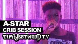 A-Star freestyle – Westwood Crib Session