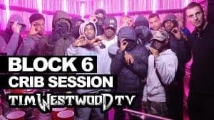 Block 6 freestyle – Westwood Crib Session