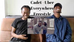 CADET UBER EVERYWHERE (VERY CREATIVE VIDEO)