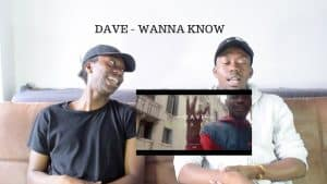 DAVE WANNA KNOW ( THIS ONE IS DIFFERENT BUT WAVEY DON)