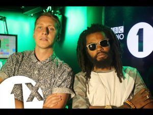 Dre Island drops a freestyle on grime for Toddla T
