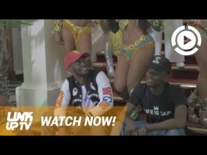 Eugy x Mr Eazi – Dance For Me (Behind The Scenes) | Link Up TV