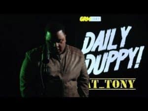 Fat Tony  – Daily Duppy S:05 EP:14 | GRM Daily