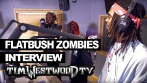 Flatbush Zombies on state of Hip Hop, beast coast, Skepta – Westwood