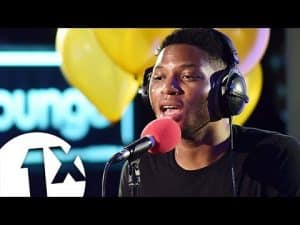Gallant – Weight In Gold in the 1Xtra Live Lounge