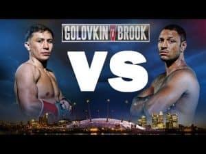Gennady Golovkin vs Kell Brook : ***** Prediction  @AngryShopkeeper | Grime Report Tv