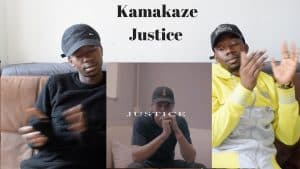 Kamakaze | Justice SO POWERFUL!!