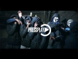 Kash ft Dz #Tottenham #BWF – Get Him Down (Music Video) @itspressplayent