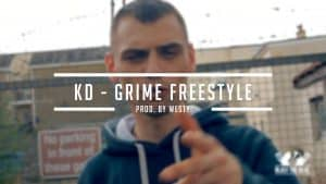 kD – Grime Freestyle (Blast The Beat TV)