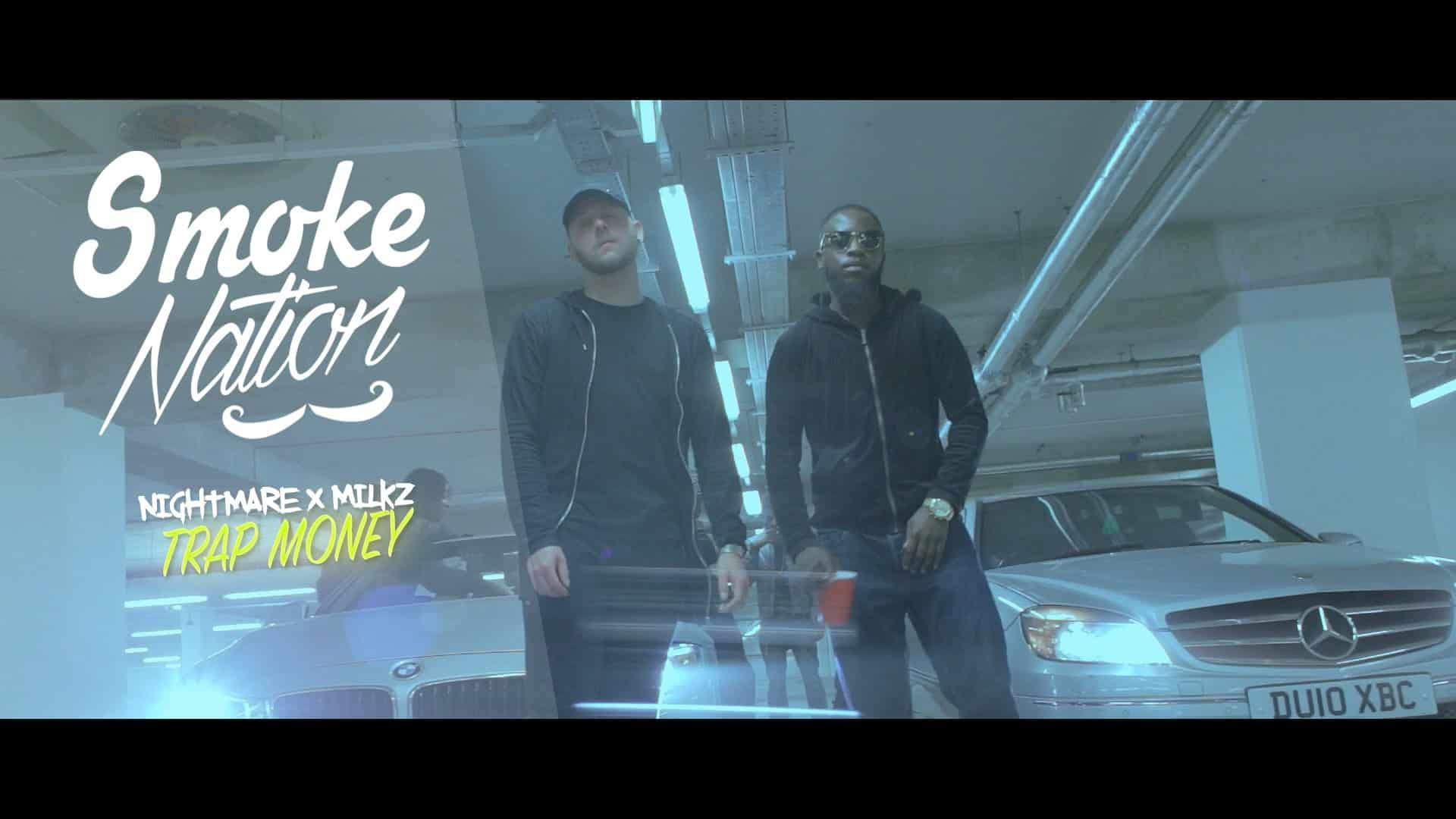 Nightmare x Milkz – Trap Money [Music Video]