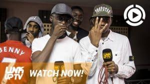 Not3s ft NinjCXCV – Bark Off #MicCheck | @Not3sofficial @OfficialNinj | Link Up TV