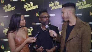 Omar Lye-Fook talks about his MBE and 33 years in music at the Rated Awards