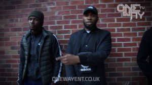 ONE WAY TV | T-REBELL FREESTYLE PART 2