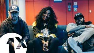 Sian's Studio: P Money & Discarda w/ DJ A.G
