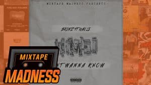 Skinz ft. Haile – Don't Wanna Know | @MixtapeMadness