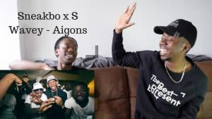 Sneakbo x S Wavey – Aigons THIS GOES OFF!!