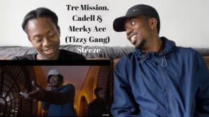 Tre Mission, Cadell & Merky Ace (Tizzy Gang) BANGER!!!!!!!