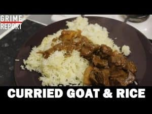 Whippin In Da Kitchen [Ep 9] Curried Goat & Rice @RD_MusicUpdates | Grime Report Tv